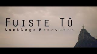 Santiago Benavides Feat. Ana Heloysa - Fuiste Tú (Video Oficial)