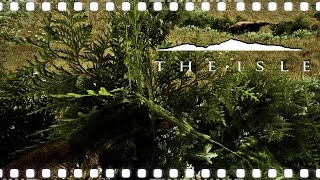 JUNGLE UTAHRAPTOR STEALTH DEMONSTRATION - THEISLE.REALISM #2 [The Isle Episode 108]