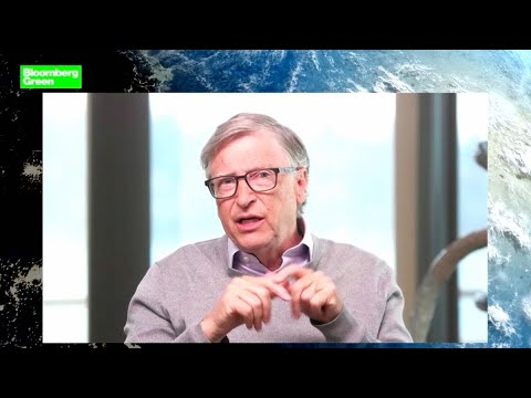 Bill Gates on COVID, Climate Action