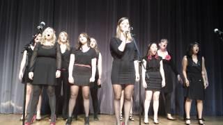 """The Spokes """"No More I Love Yous"""" - West Coast A Cappella 2012"""