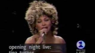★ Tina Turner ★ A Fool In Love Live in Minneapolis ★ [2000] ★ VH1 Opening Night ★