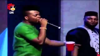 the epic fight of Olamide and Don Jazzy