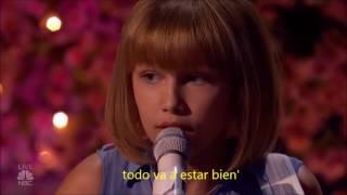 """Grace VanderWaal """"Beautiful Thing"""" -Subtitulada en Español"""