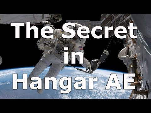 AMIGA at NASA: The Secret in Hangar AE