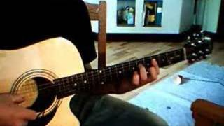 Why Worry - Dire Straits (acoustic cover)