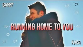 Running Home To You -Barry and Kara Duet-