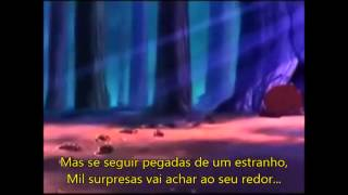 Pocahontas   Cores do Vento legendado