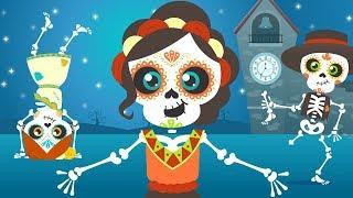 Los esqueletos | Chumbala Cachumbala | Las calaveras | Canción del Día de Muertos