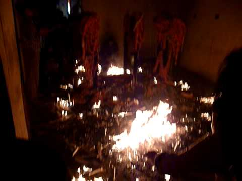 Crematory 1 at National Crematory of Hindu in Bangladesh
