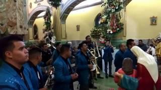 Vuela Paloma Banda Caña Verde Feria Zapotitlan Tlahuac Julio 2017