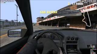 LFS (Live For Speed) - Drift 360° Pass || Tofu Drift Server