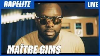 """Maître Gims - Live Paname - """"Qui contrôle vraiment Paris ?"""""""