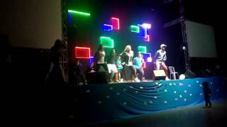 Dança Street iCQL - Sobre a graça [Paulo Cesar Baruk]