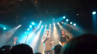 Undiscovered Soul - Nothing - live Dachstock Bern 14. März 2015 - Release Show Green