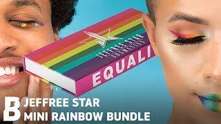 JEFFREE STAR MINI RAINBOW BUNDLE | Beauty Bay