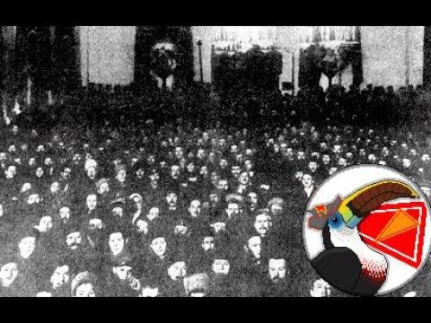 Russian Revolution: Second All-Russian Congress