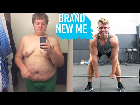 I Was 410lbs - Now I'm Half The Size | BRAND NEW ME