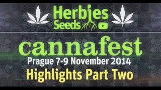 Cannafest 2014 Prague Highlights - Part 2