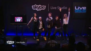 Yellow Claw - Activity with Huggie (LIVE 95.5)
