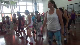 Coreografia Largadinho - Claudia Leite