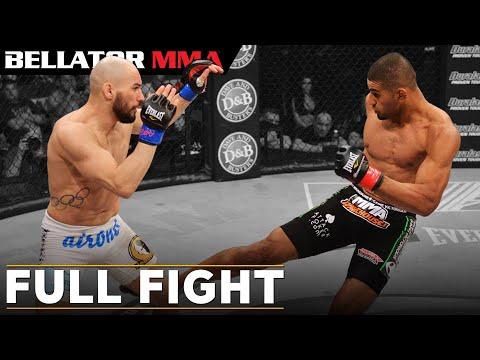 Full Fight | Douglas Lima vs. Rick Hawn | Bellator 117