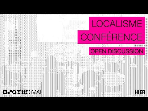 Localisme : FABLAB - OPEN DISCUSSION