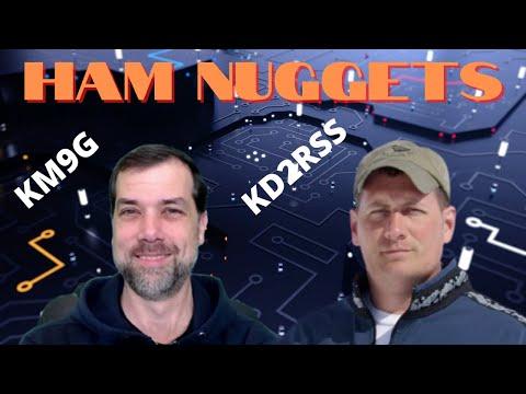Ham Nuggets Live - Aaron Draper, KD2RSS/North Country Ham