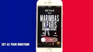 Marimbas in Paris Marimba Remix Ringtone