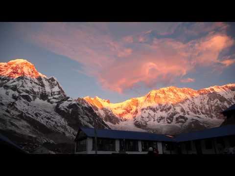 Nepal – Annapurna Basecamp