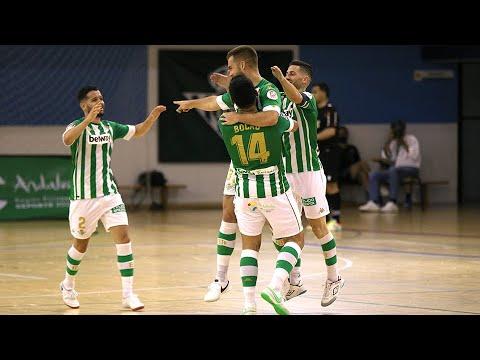 Real Betis Futsal - Peñiscola FS Jornada 32 Temp 20-21