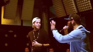 J Bisio x Tony Soprano Freestyle LIVE Rock pub 17:02:2017