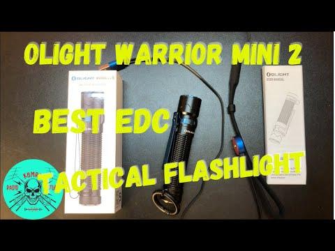 Olight WARRIOR Mini 2 | Best EDC Flashlight!!