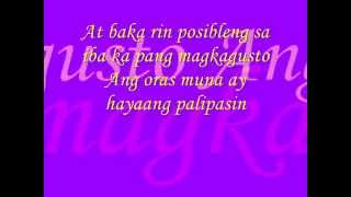Mahal Kita Pero lyric video HD  - Janella Salvador ♥♥