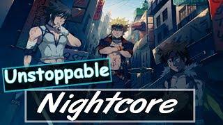 NEFFEX - Unstoppable ♫Nightcore♫ [No Copyright]