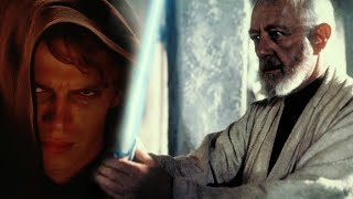 Obi-Wan Remembers Anakin & The Truth (Flashbacks) Remastered
