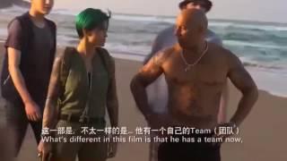 Triplo X 3 Reativado 2017 Trailer Oficial   Vin Diesel, Ruby Rose, Donnie Yen