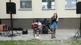 Ola - Lepszy Świat cover | Ewelina, Karina & Metro