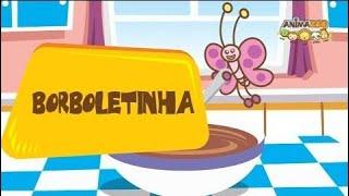 Canções Infantis - Animazoo - Borboletinha