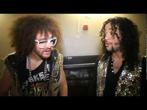 PartyRock Anthem Live (Keenan Cahill, LMFAO, DJ Vice & EC Twins) at Tao Las Vegas