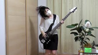 Want You Bad  -  The Offspring 【 bass cover 】