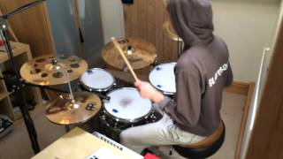 Linkin Park - Hit The Floor (Drum Cover)
