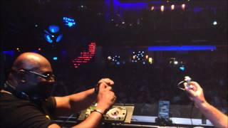 Carl Cox playing Ferhat Albayrak - Enough Erosion [Intec Digital] at Space Ibiza 07.08.12