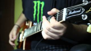 Airbourne - Runnin' Wild (Guitar Cover) [HD]