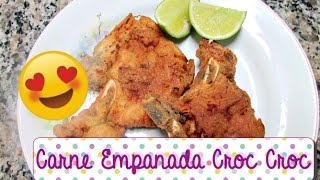 Bisteca Empanada Crocante