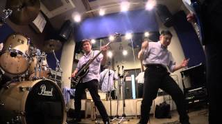 Japanese AC/DC Cover Band Perform 'Rock or Bust'