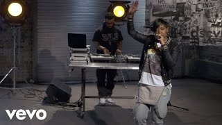 Rapsody - Hard To Choose - Vevo dscvr (Live)