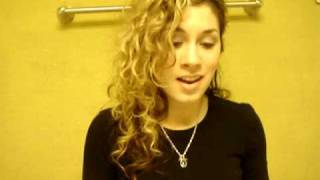 B.o.B - Nothin' on You ft. Bruno Mars (cover) by Lisa Scinta