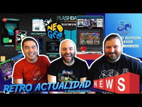 RetroActualidad - Junio 2018