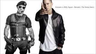 Eminem vs Billy Squier - Berzerk ( The Stroke Intro) OST Expendables 3