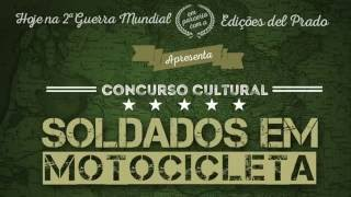 Concurso Cultural - Edições del Prado & Hoje na Segunda Guerra Mundial